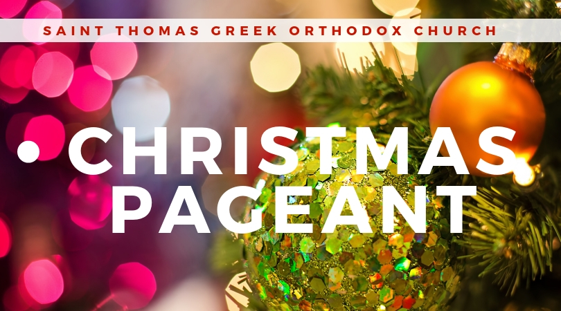 Christmas Pageant Sign Up Form – Saint Thomas Greek ...